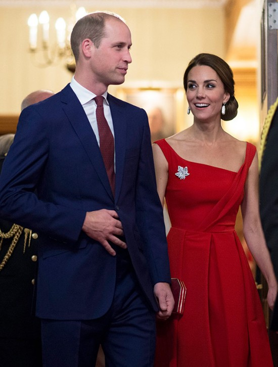 Kate et William de Cambridge